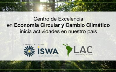 Centro de Excelencia en Economía Circular y Cambio Climático inicia actividades en Chile
